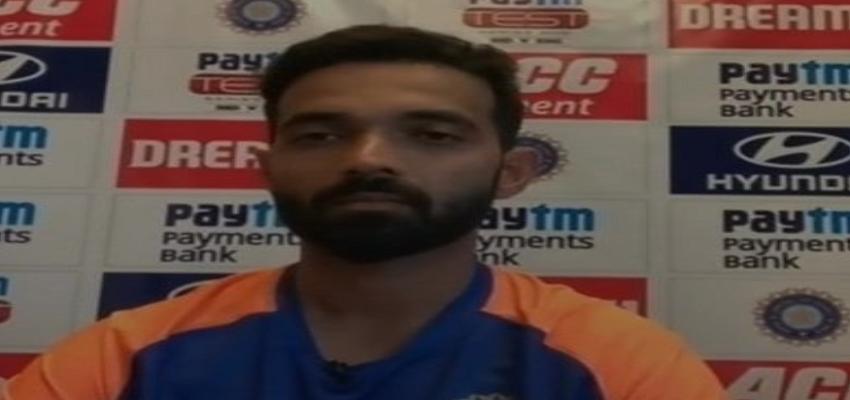 भारत और इंग्लैंड के बीच टेस्ट मैच शुरू होने से पहले उपकप्तान अजिंक्य रहाणे ने क्या कुछ कहा, जानें