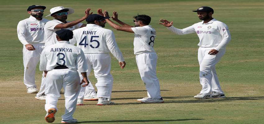 IND VS ENG 2021 : चौथे दिन का खेल खत्म, दूसरी पारी में लड़खड़ाई इंग्लिश टीम, भारत को मिला 420 रनों का लक्ष्य