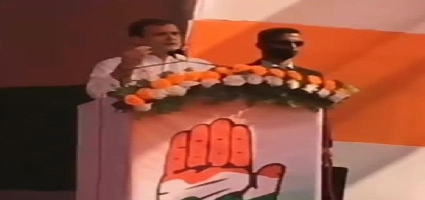 Assam: भाजपा पर बरसे राहुल गांधी, 'दुनिया की कोई भी ताकत असम को नहीं तोड़ सकती है'