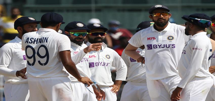 IND VS ENG 2021: दूसरे टेस्ट मैच में भारत  ने वसूला लगान, 317 रनों से हारी इंग्लैंड की टीम