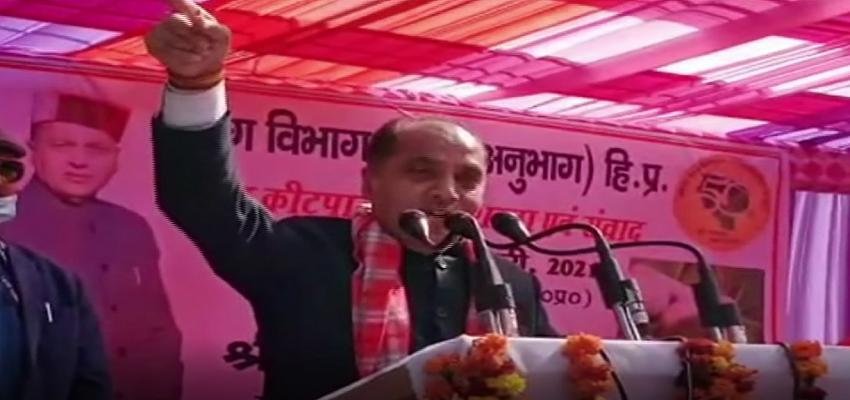 Himachal: अब चाहे कोरोना आए या जाए, हम नहीं रूकेंगे-CM जयराम  ठाकुर