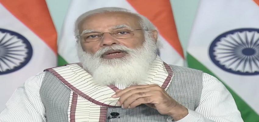 PM MODI: देश से टीबी को खत्म करने के लिए हमने वर्ष 2025 तक का लक्ष्य- पीएम मोदी