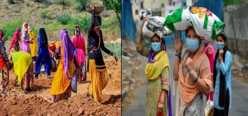 ग्लोबल जेंडर गैप रिपोर्ट 2021: भारत में महिलाओं की स्थिति पुरुषों से ज्यादा खराब, 28 पायदान नीचे फिसला