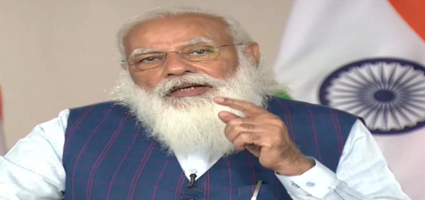 PM Modi: वायस चांसलर्स के राष्ट्रीय सेमिनार पीएम मोदी का संबोधन, सपनों को पूरा करने की शुरुआत बाबासाहेब ने देश को संविधान देकर की थी