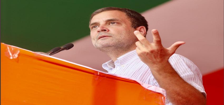 Congress: राहुल गांधी ने भारत सरकार को दिया सुझाव, 'कोरोना को रोकने का एक मात्र तरीका पूर्व लॉकडाउन'