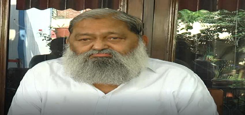 Haryana: विपक्षी पार्टियों पर अनिल विज का पलटवार, कोरोना वारियर्स को किया सलाम