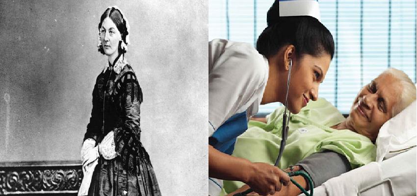अंतरराष्ट्रीय नर्स दिवस: अपने को समर्पित कर दूसरों की सेवा करना कोई इनसे सिखे, कर्मनिष्ठ सेवा की एक मूरत