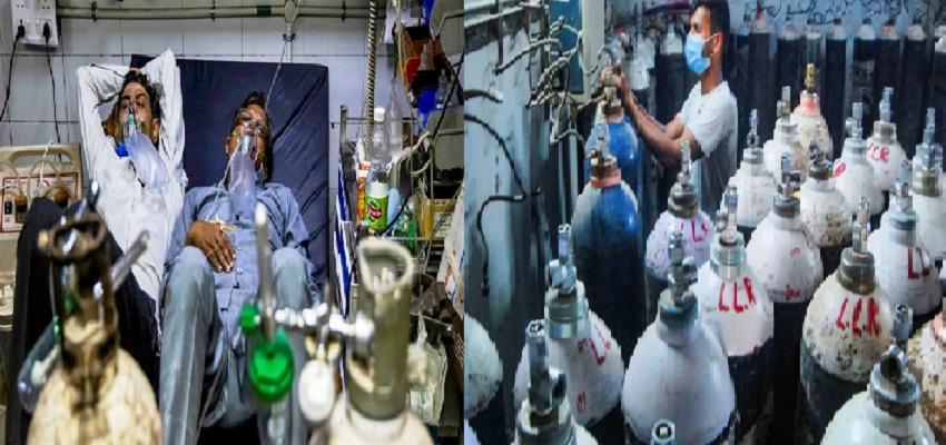 Haryana:  हरियाणा सरकार का सख्त निर्देश, ऑक्सीजन सिलेंडर की होम डिलीवरी प्राथमिकता