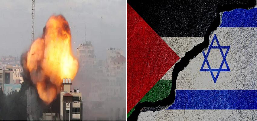 क्या आपको पता है इजराइल और फिलिस्तीन के बीच क्यों हो रहा है ये खूनी संघर्ष, नहीं पता तो इस खबर को जरूर पढ़े