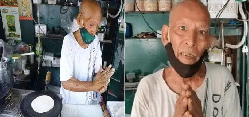 DELHI: 'बाबा का ढाबा'  के मालिक ने की आत्महत्या की कोशिश