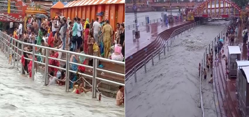Ganga Dussehra 2021: आज है गंगा दशहरा, इन 5 शुभ मुहूर्तों में करें मां गंगा की पूजा, होगा पापों का नाश