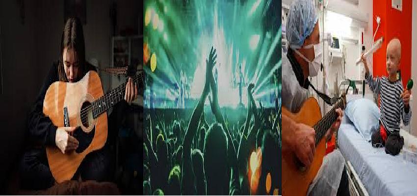 World Music Day: सुख-दुख का सच्चा साथी हैं संगीत, जानें रोगों से कैसे दिला सकता है मुक्ति