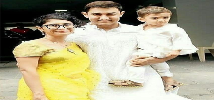 Bollywood : 15 साल पुराने रिश्ते को लगा ग्रहण, अलग हुए आमिर खान और किरण राव
