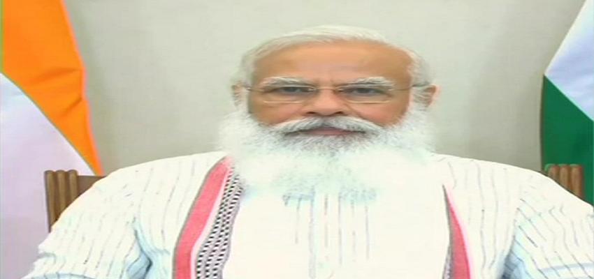 PM MODI: टोक्यो ओलंपिक जा रहे खिलाड़ियों को पीएम मोदी ने दिया मूल मंत्र, पूरा भारत आपके साथ है- पीएम मोदी