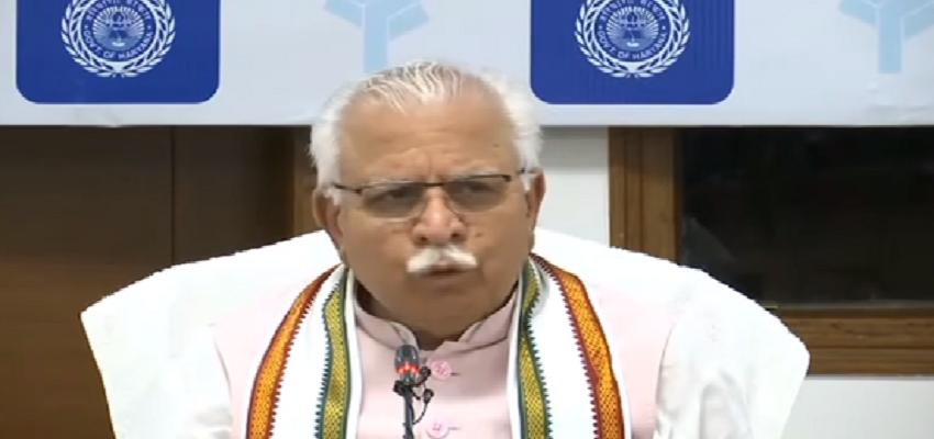 Haryana: फोन टैपिंग का सरकार पर आरोप लगाना गलत है- सीएम मनोहर लाल