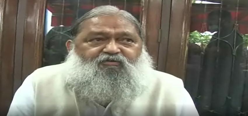 Haryana: गृह मंत्री अनिल विज का विपक्ष पर तंज, 'ईंट कहीं का रोड़ा'