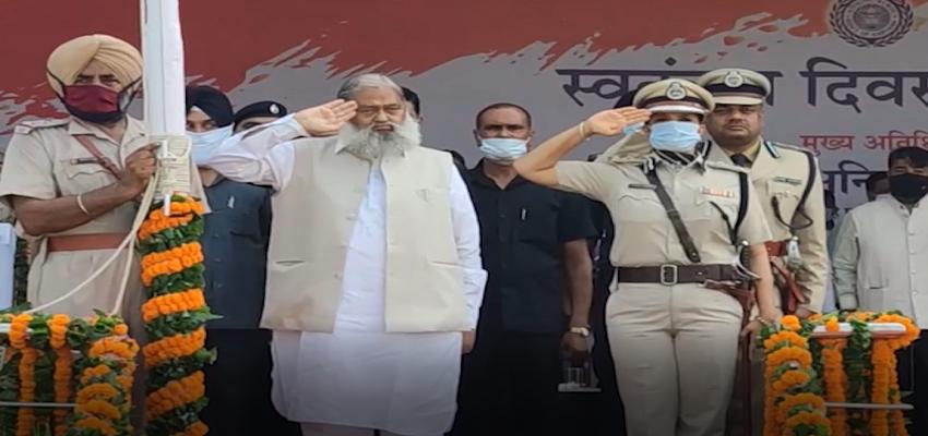 Haryana: गृह मंत्री अनिल विज  ने प्रदेशवासियों को दिया संदेश, 'देश की सेना में हर दसवां सैनिक हरियाणा से है'