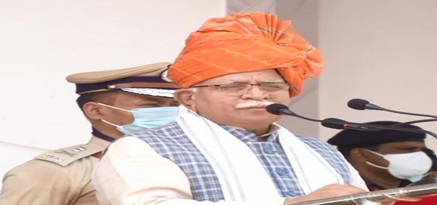 Haryana: 15 अगस्त तारीख नहीं, बल्कि ये हमारे लिए बहुत गर्व और गौरव का दिन है- सीएम मनोहर लाल