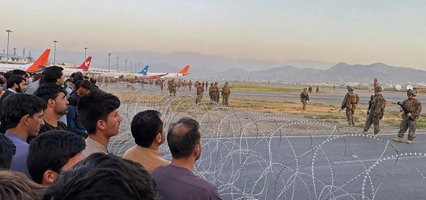 Afghanistan: काबुल में हालत हुए खराब, दिल्ली-काबुल के बीच रद्द हुई उडानें, 5 लोगों की मौत