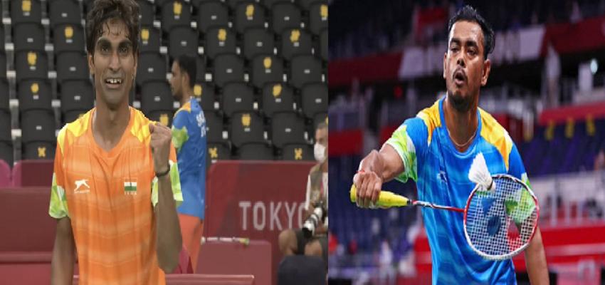 Tokyo Paralympics:  भारत के लिए आज का दिन रहा गोल्डन-डे, प्रमोद भगत ने हासिल किया स्वर्ण पदक, मनोज सरकार का कांस्य पदक पर कब्जा
