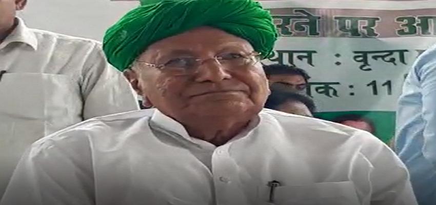 Haryana:  इनेलो शासन में हुआ कंडेला कांड, कांड नही: ओमप्रकाश चौटाला