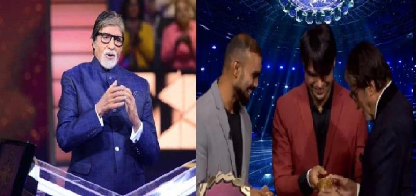 महानायक अमिताभ बच्चन के साथ हॉट सीट पर बैठेगें गोल्ड मेडलिस्ट नीरज चोपड़ा