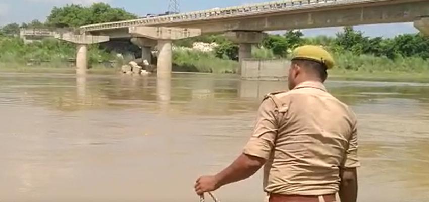 UP:  घर में नहीं था पानी, नदी में गए भरने, हुई 2 बच्चों की मौत