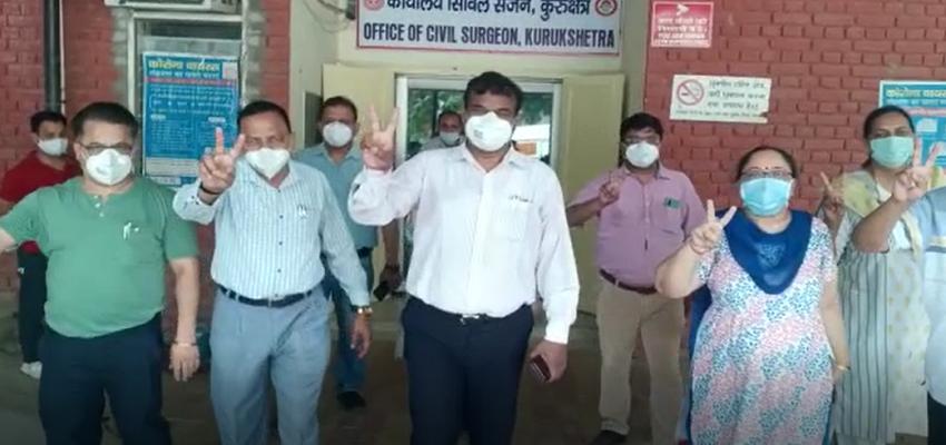 Haryana: कोरोना मुक्त हुआ हरियाणा का ये शहर