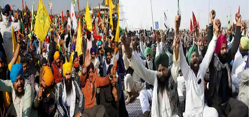 FARMER PROTEST: सीतापुर में किसानों की महापंचायत, राकेश टिकैत भी होंगे शामिल