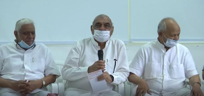 Haryana: ढाई लाख करोड़ के कर्ज के नीचे हरियाणा दब चुका  है- पूर्व सीएम