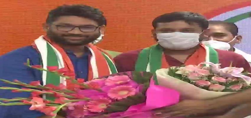 Congress: कन्हैया कुमार और जिग्नेश मेवाणी कांग्रेस में हुए शामिल, कांग्रेस गांधी की विरासत को लेकर आगे चलेगी- कन्हैया कुमार