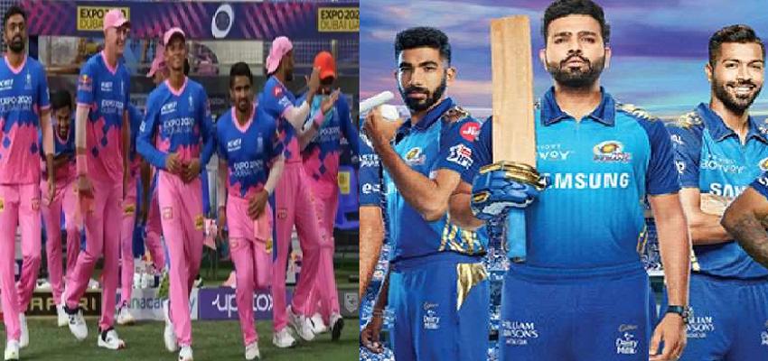 IPL 2021: राजस्थान और मुंबई जंग होगी जबरदस्त, एक नजर डाले दोनों टीमों की प्लेइंग-11 पर