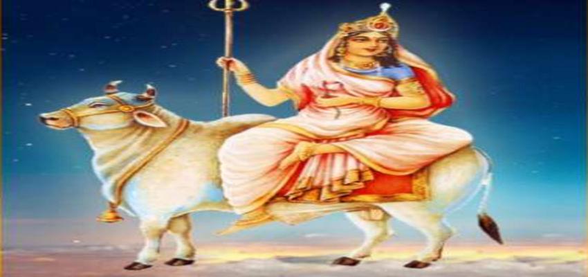 Navratri 2021: आज से शुरू हुए शारदीय नवरात्रि, इस विधि से करें मां शैली पुत्री की पूजा