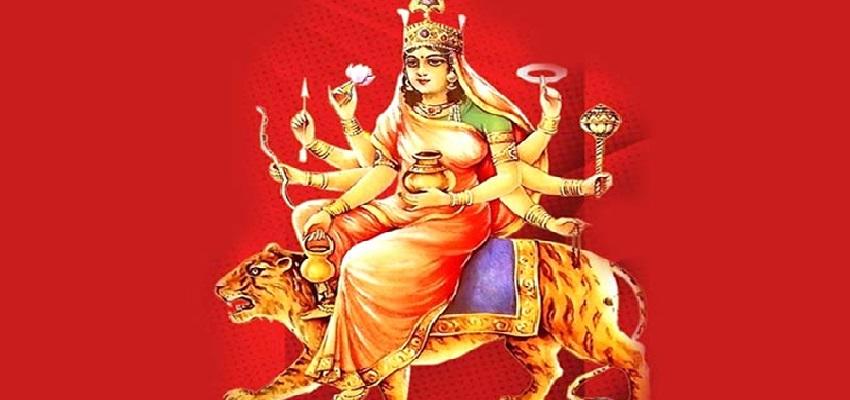 NAVRATRI 2021: चौथे दिन इस मंत्र के साथ करें देवी कुष्मांडा की पूजा, इस फूल को चढ़ाने से दूर होगी सारी विपत्ति