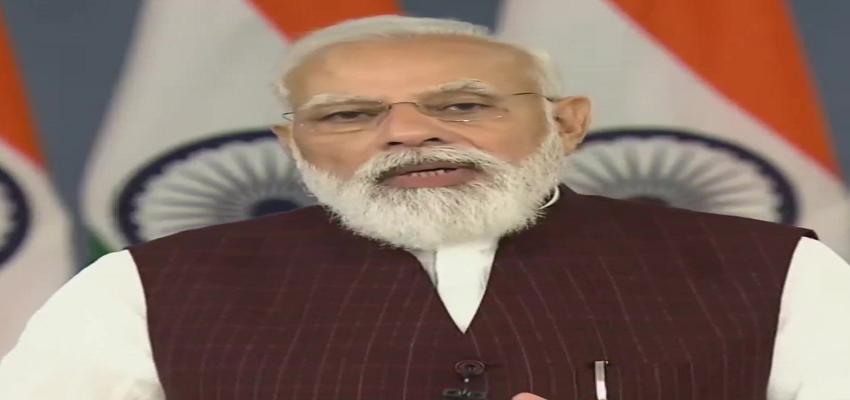 PM Modi: भारत ने पूरे विश्व को 'अधिकार और अहिंसा' का मार्ग सुझाया है- पीएम मोदी