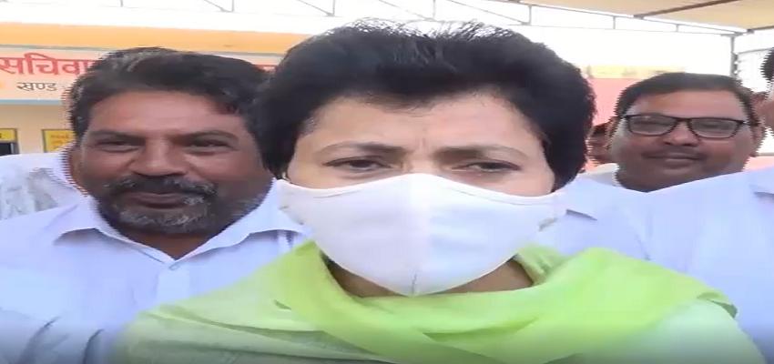 Haryana: ऐलनाबाद उपचुनाव के चलते चुनावी सरगर्मियां हुई तेज, भाजपा और इनेलो को लेकर कुमारी सैलजा ने कहीं बड़ी बात
