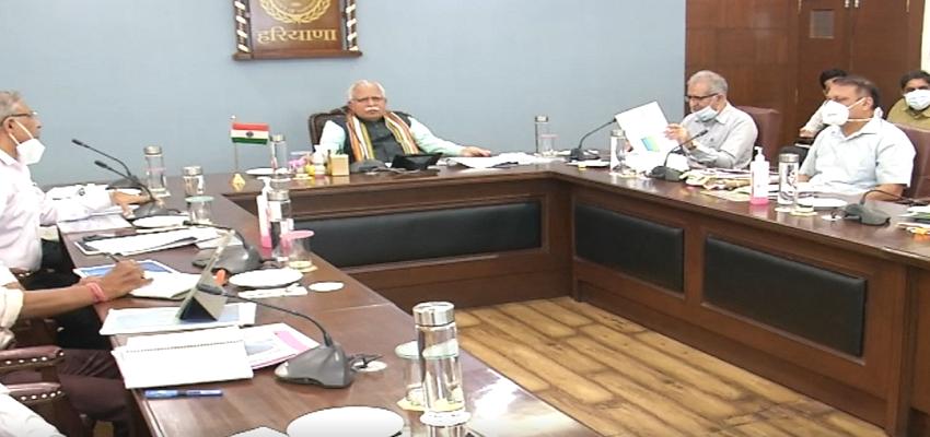 Haryana: ट्रीटिड वेस्ट वाटर का हो ज्यादा से ज्यादा इस्तेमालः मुख्यमंत्री