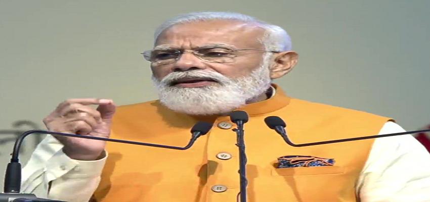 PM गति शक्ति-राष्ट्रीय मास्टर प्लान 21वीं सदी के भारत को गति शक्ति देगा- पीएम मोदी