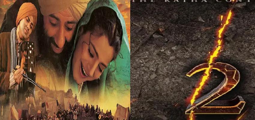Bollywood: पर्दे पर एक बार फिर धमाल मचाएंगी 'गदर' पोस्टर हुआ रिलीज