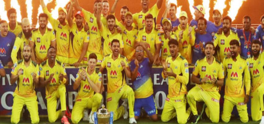 IPL 2021: धोनी ने दिखाया दम, आईपीएल के खिताब पर चौथी बार किया कब्जा