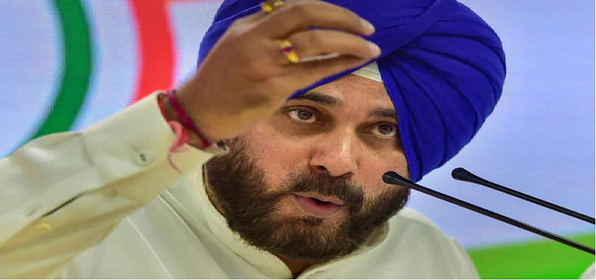 Punjab: एक बार फिर सिद्धू ने सोनिया को लिखा खत, 13 सूत्री एजेंडे के साथ मांगा मिलने का समय