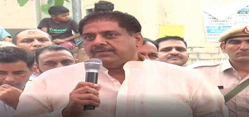 haryana: ऐलनाबाद उपचुनाव के चुनावी प्रचार में उतरी जजपा, 30 सालों से ऐलनाबाद हलके का विकास नहीं हुआ- अजय चौटाला