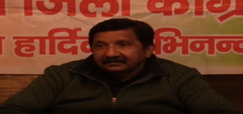 Himachal: 4 सालों की 4 उपलब्धियां गिनाई जयराम सरकार- मुकेश अग्निहोत्री